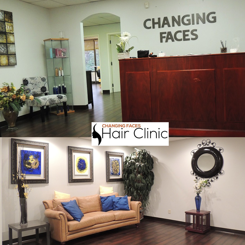 Hair Clinic - Ask Debbie about hair